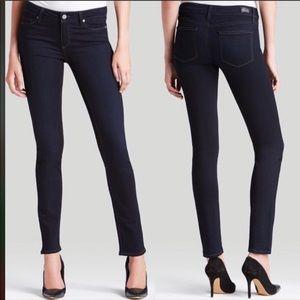 Paige Skyline Dark wash jeans size 26